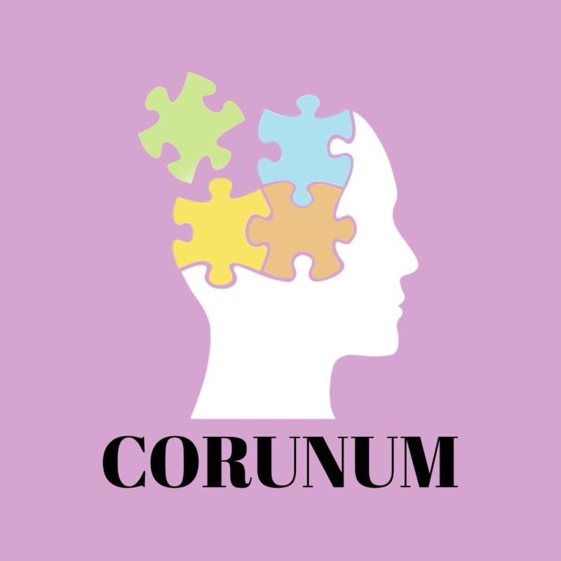 学生団体CORUNUM(コルナム)のロゴマーク