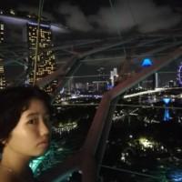 シンガポールでの写真